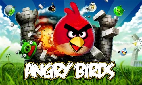AngryBirdsTitleSlate 500x300 Vidéo   Angry Birds sera porté au cinema dans un film danimation ?