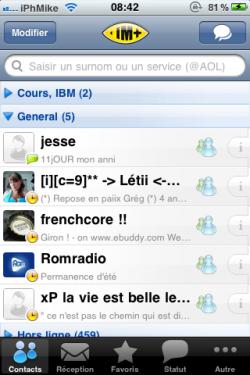 IMG 00041 250x375 AppStore – IM+ mis à jour en version 4.3