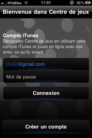 IMG 0009 Cydia   GameCenter disponible sur la source de xSellize