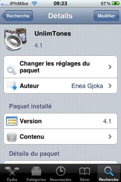 IMG 0027 250x375 Cydia   UnlimTones : Créer vos sonneries SMS et Téléphone facilement et gratuitement depuis liPhone