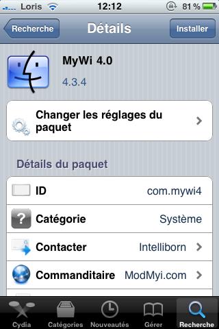 IMG 0424 Cydia   Les meilleures applications Cydia pour iOS 4