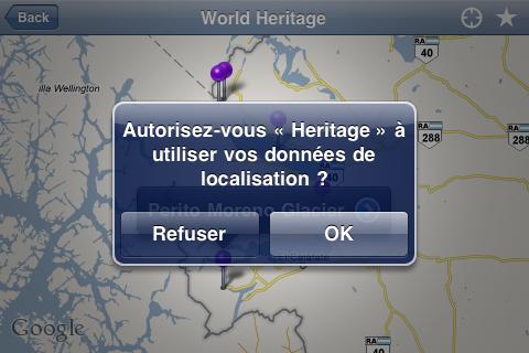 IMG 0652 e1283078578263 AppStore   Lapplication de la semaine : Fotopedia Heritage