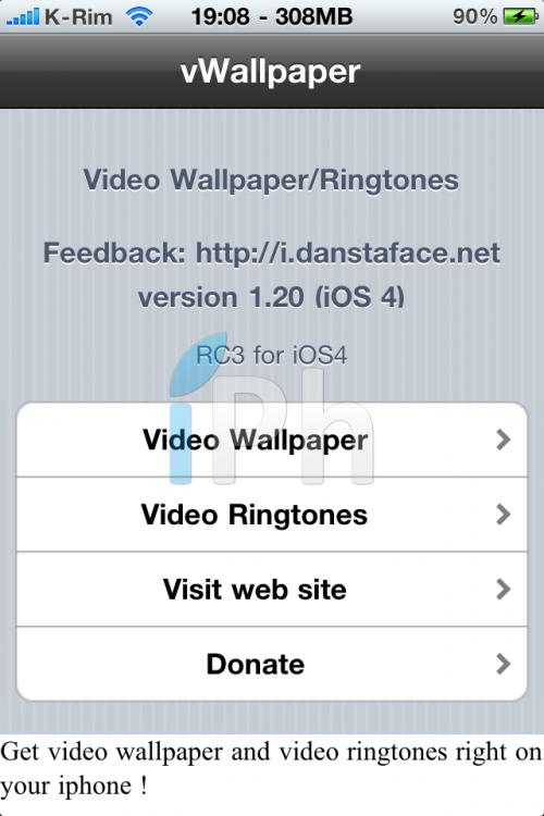 IMG 1151 500x750 Cydia   vWallpaper : Mettre une vidéo en fond décran compatible iPhone 4 et iOS 4