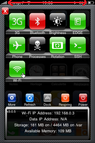 Slide Cydia   Les meilleures applications Cydia pour iOS 4
