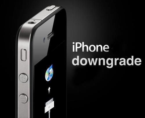 downgrade dario Tutoriel   Comment downgrader son appareil du firmware 4.0.2 vers 4.0.1 sans sauvegarde ECID