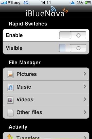 ibluenova1 Cydia   Les meilleures applications Cydia pour iOS 4