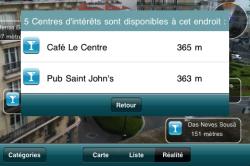 ici Info 05 250x166 AppStore   Ici Info : Linformation en réalité augmentée par Bouygues Telecom