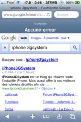 img0740 160x240 Tutoriel   Comment avoir Safari Download Manager 1.5 1 pour iOS 4 cracké [EDIT : Dispo sur notre repo]