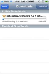 img0743 160x240 Tutoriel   Comment avoir Safari Download Manager 1.5 1 pour iOS 4 cracké [EDIT : Dispo sur notre repo]
