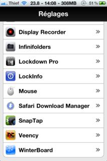 img0800 Cydia   Ajout de SnapTap 1.1.1 sur notre repository