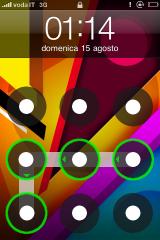 img 0041 Cydia : AndroidLock XT, modifiez la façon de déverrouiller votre appareil