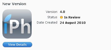 iphaccess1 AppStore   iPhAccess 4.0 : En cours de validation par Apple [In Review]