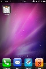 photo 11 160x240 Cydia   Paste : La nouvelle application de ChPwn enfin disponible