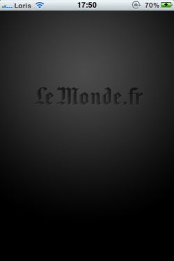 photo 113 250x375 AppStore   Lapplication Le Monde se met à jour en version 2.9 : compatible iPhone 4