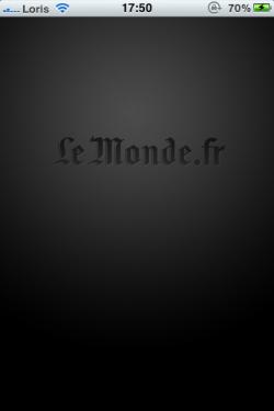 photo 113 250x375 AppStore   Lapplication Le Monde se met à jour en version 2.9 : compatible iPhone 4