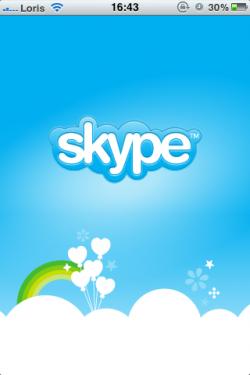 photo 14 250x375 AppStore   Skype mis à jour en version 2.1.1