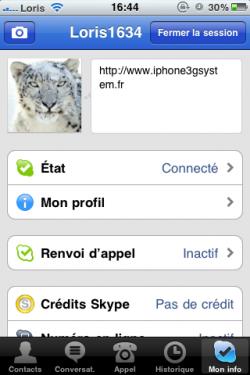 photo 22 250x375 AppStore   Skype mis à jour en version 2.1.1