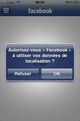 photo 41 160x240 AppStore   FaceBook mis à jour en version 3.2 [EDIT]
