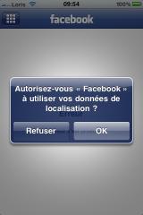 photo 41 160x240 AppStore   FaceBook mis à jour en version 3.2 [EDIT]