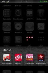 photo 52 160x240 Themes   Présentation du thème : MatteNano Flemix pour iOS 4