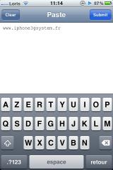 photo21 160x240 Cydia   Paste : La nouvelle application de ChPwn enfin disponible