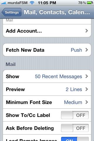 push hotmail 3 Tutoriel   Comment avoir le PUSH sur Hotmail