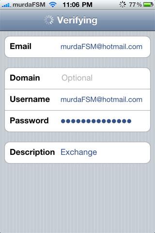push hotmail 5 Tutoriel   Comment avoir le PUSH sur Hotmail