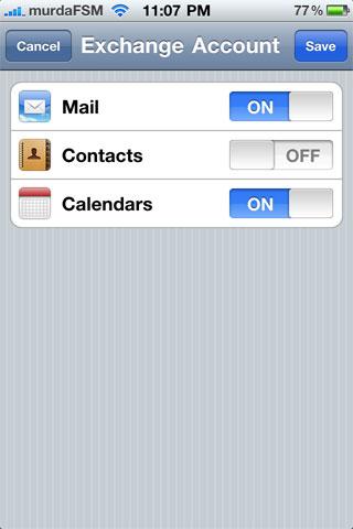 push hotmail 7 Tutoriel   Comment avoir le PUSH sur Hotmail