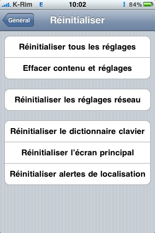 reseau Tutoriel   JailbreakMe iOS 4 iPhone 3G / 3GS / 4 iPod Touch 2G / 3G et iPad 3.2 / 3.2.1 par Comex [VIDEO][MAJ]