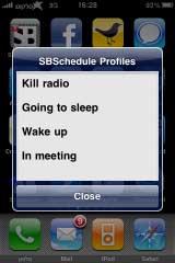 sbschedule3 Cydia   Mise à jour de SBSchedule : gérer les Toggle SBSettings[Vidéo]