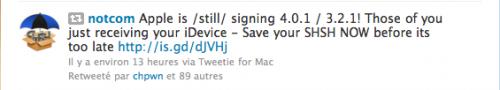t 500x90 News   Apple bloquera bientôt la sauvegarde de lECID : sauvegardez le votre !