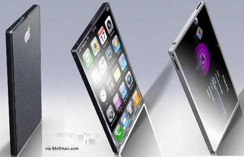 111 Rumeurs Concept   iPhone 5 : Les fonctionnalités que devrait apporter le prochain iPhone