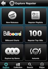 154192 napster original AppStore – Napster : Renaît de ses cendres et débarque sur iPhone et iPad