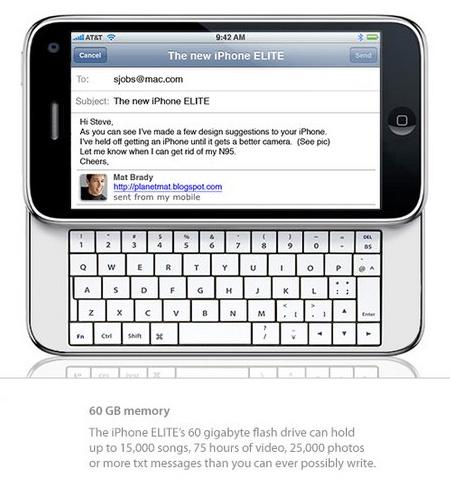 17 Rumeurs Concept   iPhone 5 : Les fonctionnalités que devrait apporter le prochain iPhone