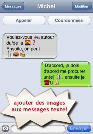 3 AppStore   Emoji Free : Activer les emoji sur iPhone