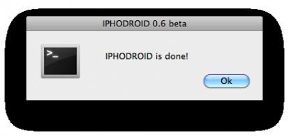 34161 414x196 Tutoriel   iPhoDroid : Installer Android sur iPhone 2G / 3G