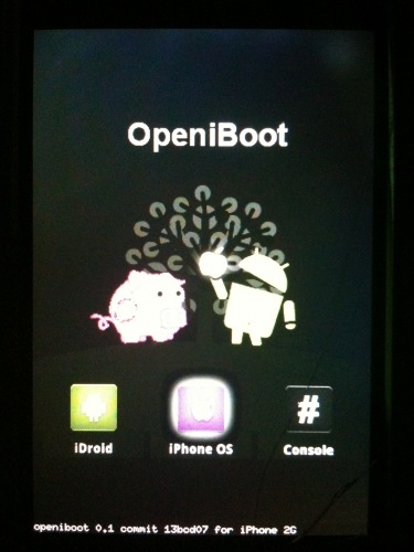 34167 500 Tutoriel   iPhoDroid : Installer Android sur iPhone 2G / 3G