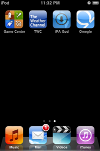 37 Rumeur – iPa God : Installer des applications Cydia sans Jailbreak [EDIT : Ajout vidéo]