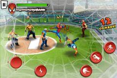 388439259 screen 2 small Jeux   Spider Man: Total Mayhem enfin disponible sur lAppStore [Vidéo]