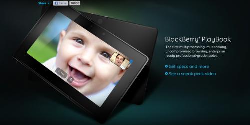 39 500x251 News   PlayBook : La tablette tactile BlackBerry de RIM [vidéo]