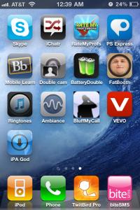 43 Rumeur – iPa God : Installer des applications Cydia sans Jailbreak [EDIT : Ajout vidéo]
