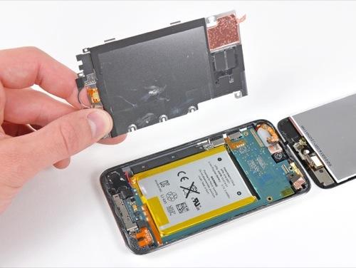 57249 80 les surprises du touch pas de vibreur et 256 mo de ram News   LiPod Touch 4G : Quelques mauvaises surprises