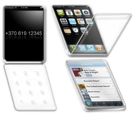 6 Rumeurs Concept   iPhone 5 : Les fonctionnalités que devrait apporter le prochain iPhone