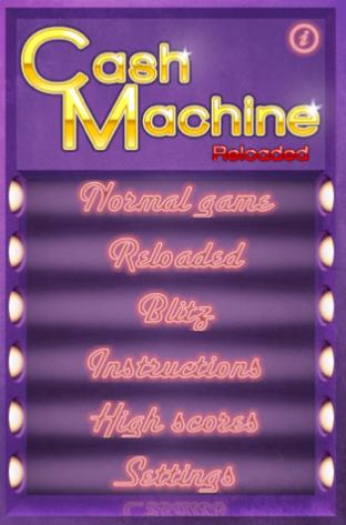 Capture d'écran 2010 09 25 à 15.45.20 AppStore : CashMachine Deluxe : Un nouveau jeu addictif