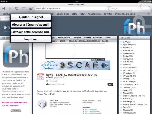 IMG 0020 e1284584999906 500x375 iOS 4   Les nouveautés de liOS 4.2 en images
