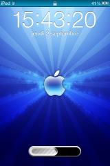 IMG 0031 160x240 Thème   Apple Class : Un magnifique thème pour iPhone