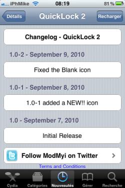 IMG 01011 250x375 Cydia   Mise à jour de QuickLock 2 en 1.0 2