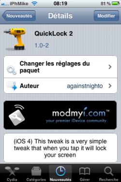 IMG 01021 250x375 Cydia   Mise à jour de QuickLock 2 en 1.0 2