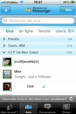 IMG 01621 250x375 AppStore   Windows Live Messenger mis à jour en 1.1.1