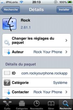 IMG 0888 250x375 Cydia   Rock Your Phone publie une dernière mise à jour de Rock